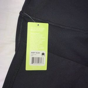 black work out pants ! brand new